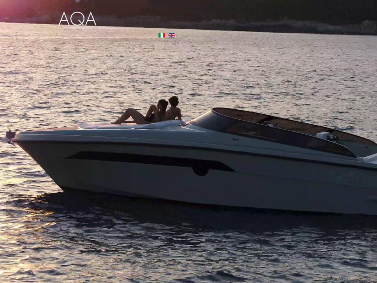 AQA Yacht