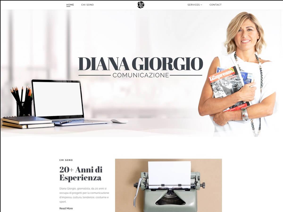 Diana Giorgio Comunicazione