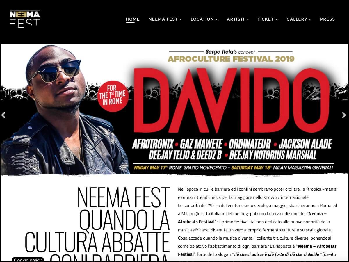 Neema Fest